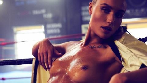 Вендела Линдблом для Playboy