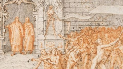 Галерея Уффици представила в свободном доступе иллюстрации к «Божественной комедии»