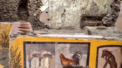 Итоги года: В Помпеях раскопали древний магазин еды