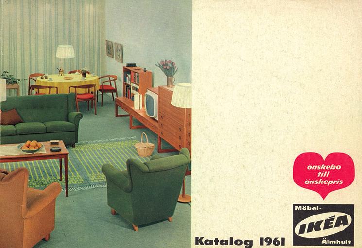 Каталог 1961 года