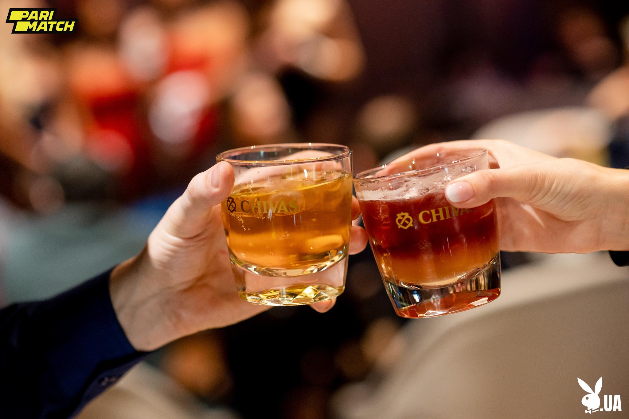 Джентельмены выбирают виски Chivas