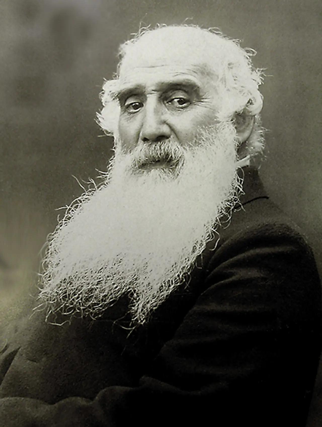 Камиль Писсарро, фото примерно 1900 года